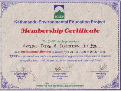 Kathmandu Environmental Education Project (KEEP)